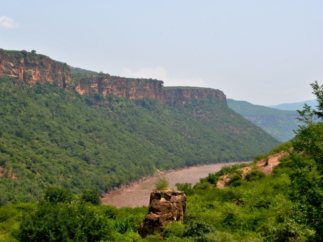 Blue Nile Gorge, Ethiopia